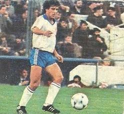 Liga 82-83. Señor (Real Zaragoza). Ediciones Este.