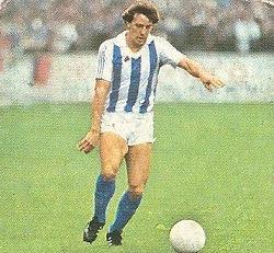 Liga 82-83. Zubillaga (Real Sociedad). Ediciones Este.