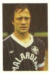 Eurocopa 1984. Lancombe (Francia) Editorial Fans Colección.
