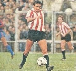 Liga 82-83. Gallego (Ath. Bilbao). Ediciones Este.