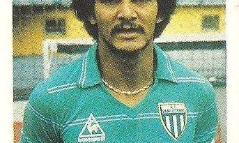 Eurocopa 1984. Janvion (Francia). Editorial Fans Colección.