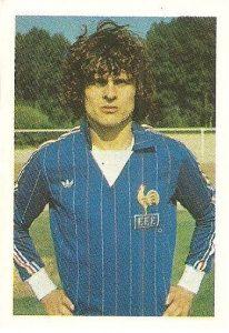 Eurocopa 1984. Six (Francia). Editorial Fans Colección.