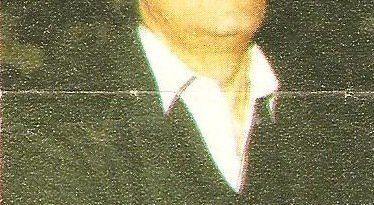 Liga Baloncesto 1985-1986. Lolo Sainz(Real Madrid C.F.). Chicle Gumtar.