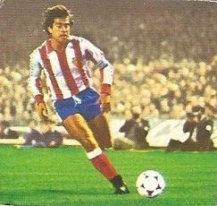 Liga 82-83. Marcelino (Atlético de Madrid). Ediciones Este.