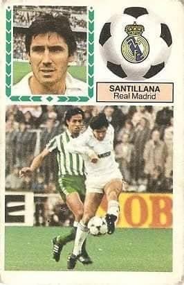 Liga 83-84. Santillana (Real Madrid). Ediciones Este.