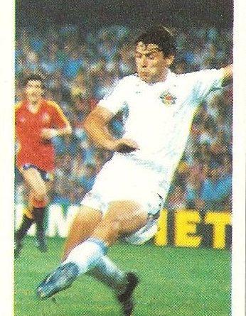 Eurocopa 1984. Sestic (Yugoslavia) Editorial Fans Colección.