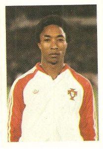 Eurocopa 1984. Jordao (Portugal). Editorial Fans Colección.