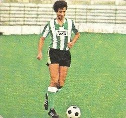 Liga 82-83. Villita (Racing de Santander). Ediciones Este.