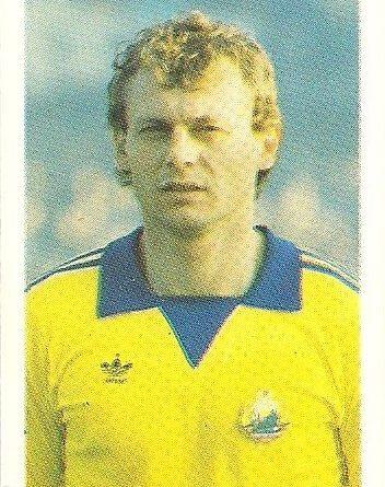 Eurocopa 1984. Balaci (Rumanía) Editorial Fans Colección.