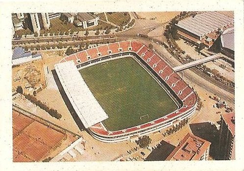 Trideporte 84. Mini Estadi (Barcelona Atlético). Editorial Fher.
