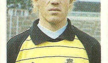 Eurocopa 1984. Munaron (Bélgica) Editorial Fans Colección.