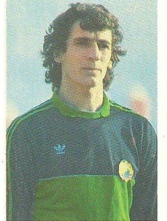 Eurocopa 1984. Lung (Rumanía) Editorial Fans Colección.