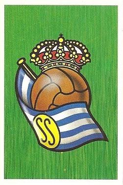 Liga 88-89. Real Sociedad. Ediciones Este.
