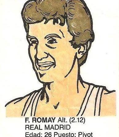 Liga Baloncesto 1985-1986. Ediciones Dubble Dubble.