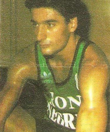 Liga Baloncesto 1985-1986. Villcampa (Ron Negrita Juventud). Chicle Gumtar.