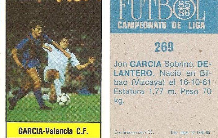 Fútbol 85-86. Campeonato de Liga. Editorial Lisel