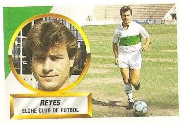 Liga 88-89. Reyes (Elche C.F.). Ediciones Este.