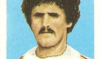 Eurocopa 1984. Cirtu (Rumanía) Editorial Fans Colección.