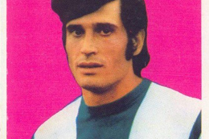 Liga 1978-79. José Antonio (Hércules C.F.) Editorial Maga. 📸: Grupo de Facebook Nuestros álbumes de cromos.