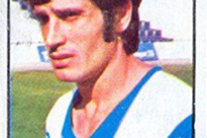 Liga 1978-79. José Antonio (Hércules C.F.) Editorial Ruíz Romero. 📸: Grupo de Facebook Nuestros álbumes de cromos.