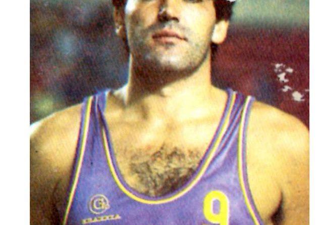 Liga Baloncesto 1984-1985. .Jesús Llano (Forum Valladolid). Editorial Eurocrom. 📸: Grupo de Facebook Nuestros álbumes de cromos.