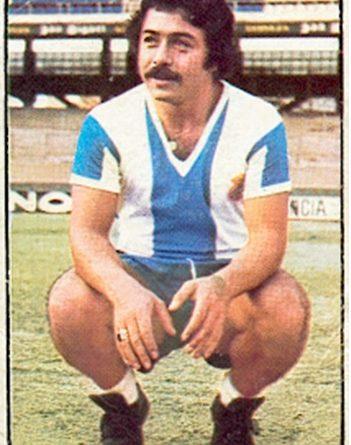 Liga 76-77. Caszely (R.C.D. Español). Ediciones Este. 📸: Toni Izaro.
