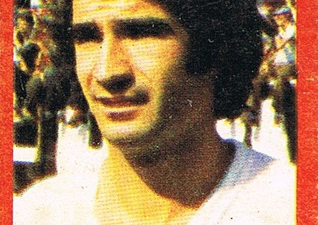 Campeonato de Liga 1975-76. Chiva (Elche C.F.). Creaciones Solano. 📸: Grupo de Facebook Nuestros álbumes de cromos.