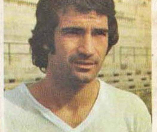 Campeonato de Liga 1975-76. Chiva (Elche C.F.). Editorial Fini. (Versión MU). 📸: Grupo de Facebook Nuestros álbumes de cromos.