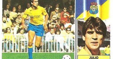Liga 86-87. Julio (U.D. Las Palmas). Ediciones Este.