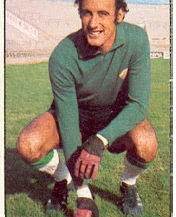 Liga 76-77. Esteban (Elche C.F.). Ediciones Este. 📸: Toni Izaro.
