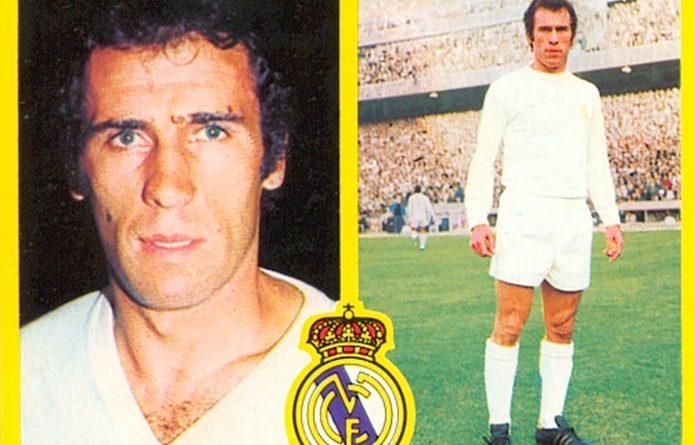 Liga 72-73. Amancio (Real Madrid). Ediciones Este. 📸: Toni Izaro.