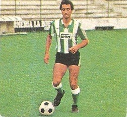 Liga 82-83. Fichaje Nº 21 Álvarez (Racing de Santander). Ediciones Este.