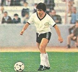 Liga 82-83. Miguel Ángel (U.D. Salamanca). Ediciones Este.