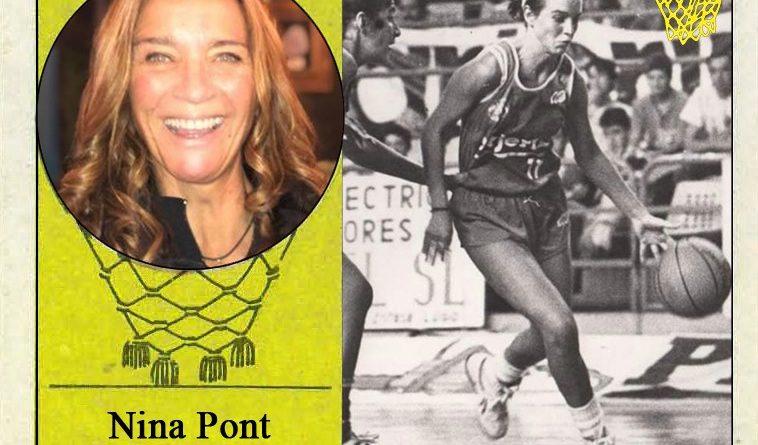 Nina Pont (Club Deportivo Xuncas de Lugo) 📸: Cromo-Montaje del Grupo de Facebook Nuestros álbumes de cromos.