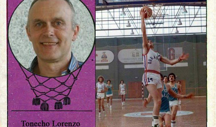 Tonecho Lorenzo (Obradoiro). 📸: Cromo-Montaje del Grupo de Facebook Nuestros álbumes de cromos.