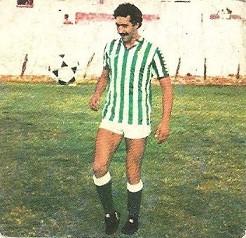 Liga 82-83. Carmelo (Real Betis) Ediciones Este.