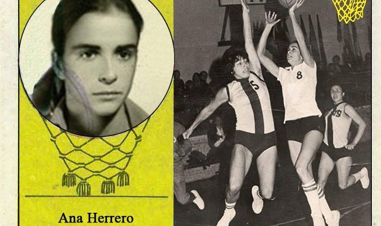 Ana Herrero (C.D. CREFF Madrid) 📸: Cromo-Montaje del Grupo de Facebook Nuestros álbumes de cromos.