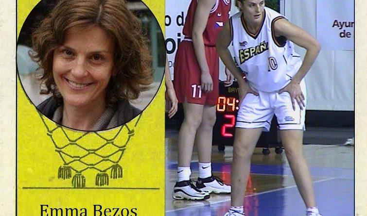 Emma Bezos (España) 📸: Cromo-Montaje del Grupo de Facebook Nuestros álbumes de cromos.