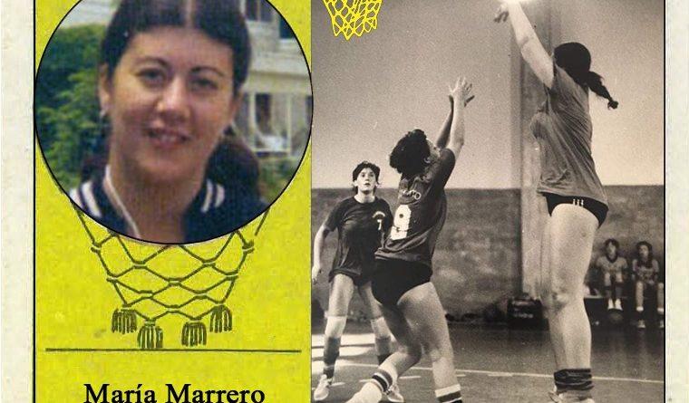 María Marrero (Krystal Tenerife). 📸: Grupo de Facebook Nuestros álbumes de cromos.