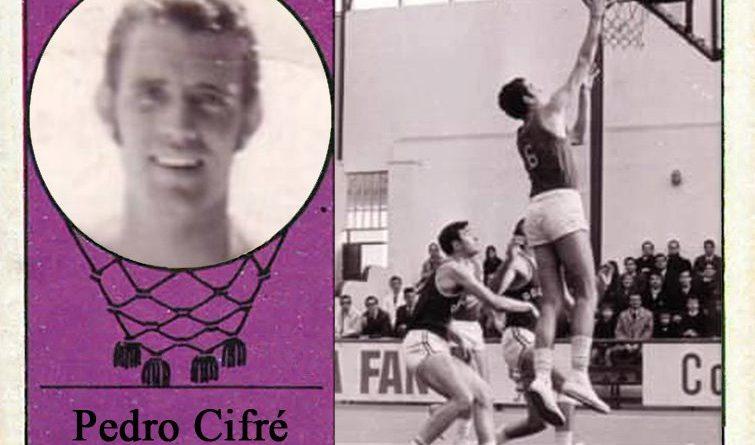 Pedro Cifre (Estudiantes) 📸: Cromo-Montaje del Grupo de Facebook Nuestros álbumes de cromos.