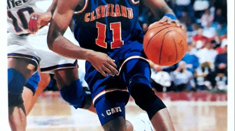 NBA 1992-1993. Terrell Brandon (Cleveland Cavaliers). Upper Deck.