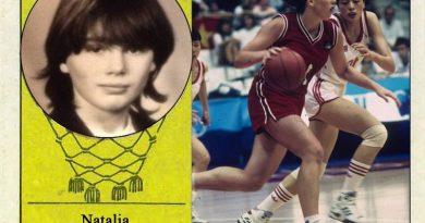 Natalia Zassoulskaya (CEI) 📸: Cromo-Montaje del Grupo de Facebook Nuestros álbumes de cromos.