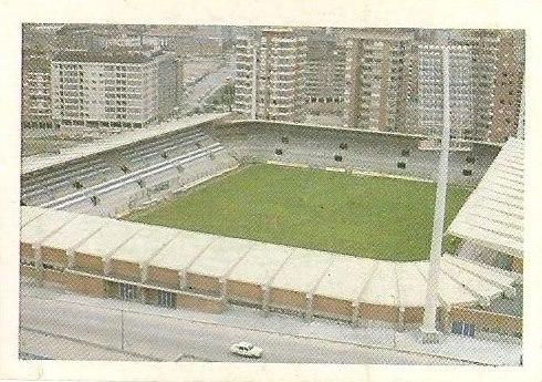 Trideporte 84. Estadio Carlos Tartiere (Real Oviedo). Editorial Fher.