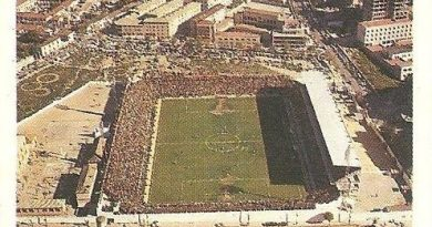 Trideporte 84. Estadio Los Carmenes (Granada C.F.). Editorial Fher.