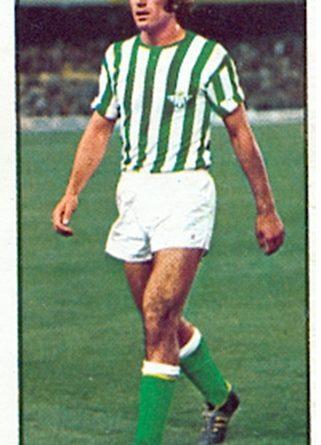 Liga 77-78. Alabanda (Real Betis). Ediciones Este. 📸: Toni Izaro.
