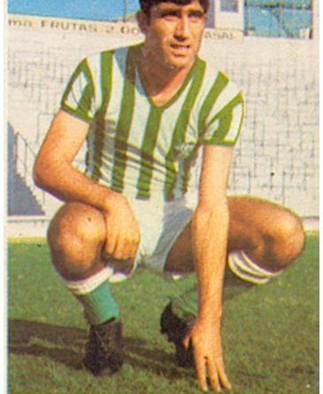 Liga 74-75. Alabanda (Real Betis). Ediciones Este. 📸: Toni Izaro.