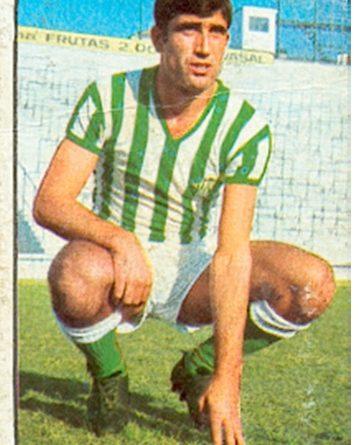 Liga 76-77. Alabanda (Real Betis). Ediciones Este. 📸: Toni Izaro.