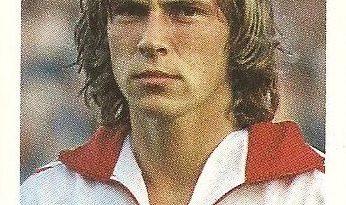Eurocopa 1984. Manniche (Dinamarca) Editorial Fans Colección.