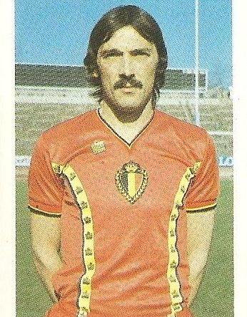 Eurocopa 1984. Verheyen (Bélgica) Editorial Fans Colección.