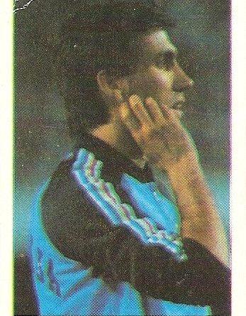 Eurocopa 1984. Zoran Vujovic (Yugoslavia) Editorial Fans Colección.